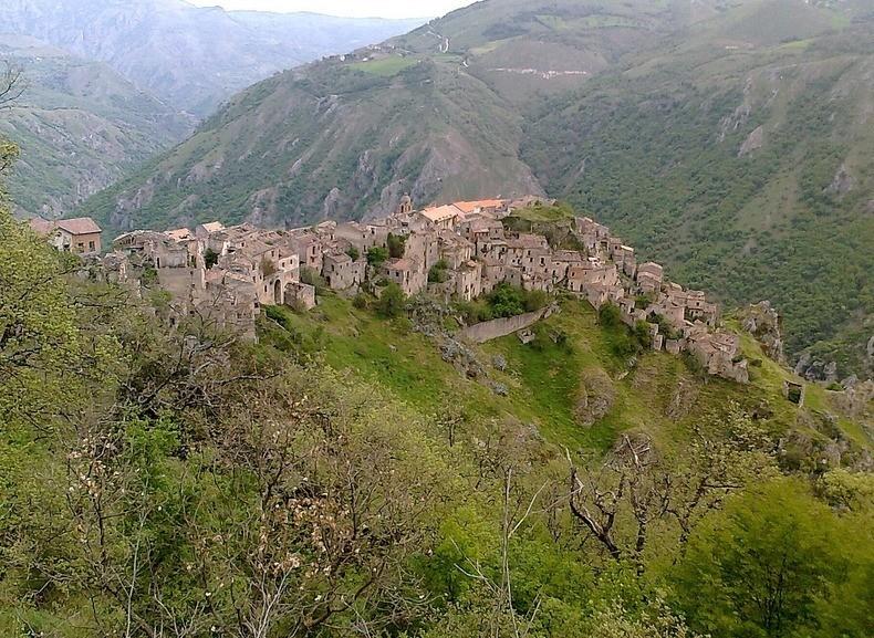 Romagnanon al Monte, Italy