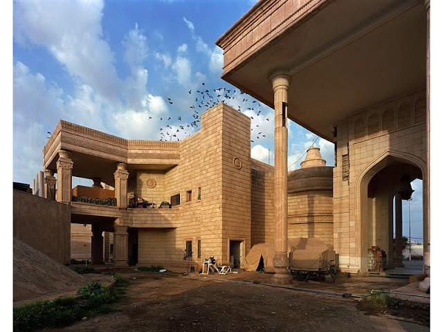 Saddam Hussein's abandoned palaces