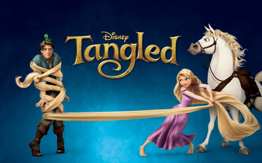 Sex Spelled in Tangled