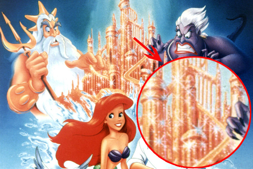 Ever Noticed These 10 Subliminal Messages In Disney Movies I Bet You Ll Check Them Closely For Yourself After Reading This Wheres Your World